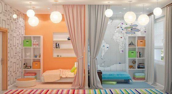 1 chambre pour 2 enfants 45 idees