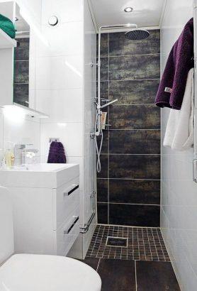 30 minis salles de bains qui ont tout d