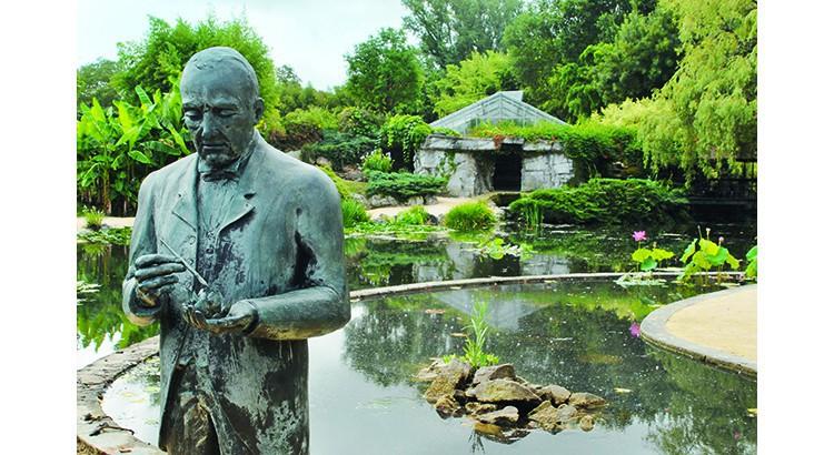 comment reconnaitre une statue en bronze