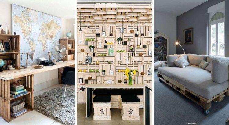 meubles en palettes 81 idees de genie