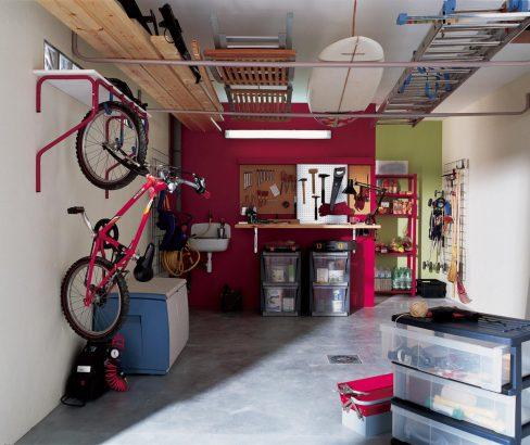accessoires pour ranger son garage