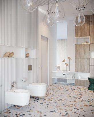 salle de bains les 10 tendances de