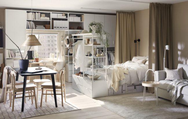 Nouveau Catalogue Ikea 10 Idees Pour Optimiser L Espace