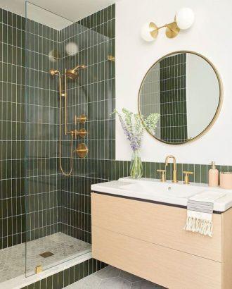 salle de bains 2021 12 tendances a