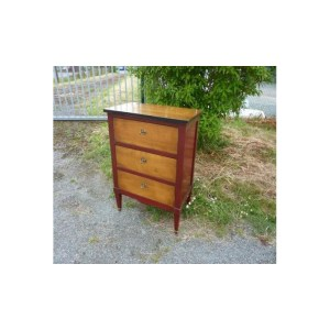 Commode 3 serrures