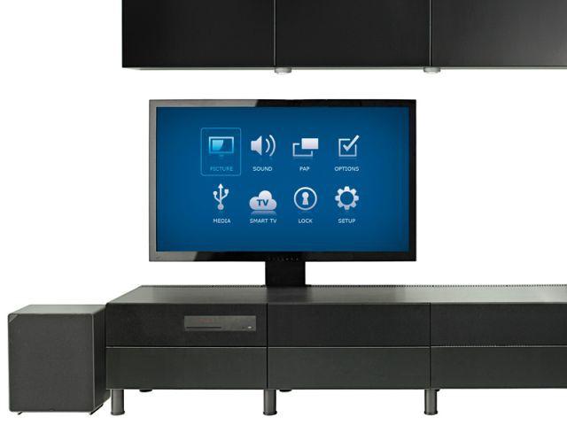 ikea integre la tele dans son meuble