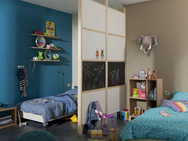 2 Enfants Une Chambre 8 Solutions Pour Partager Lespace