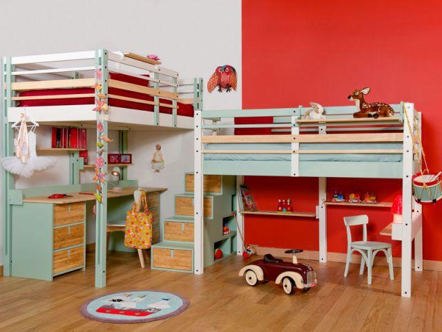 2 enfants une chambre 8 solutions