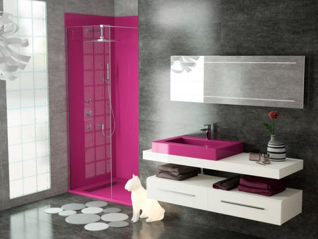 salle de bains osez la couleur