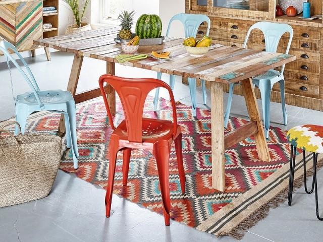 tapis osez le style ethnique chic