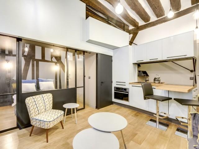 Amenager Une Vraie Chambre Dans Un Studio 15 Exemples Astucieux