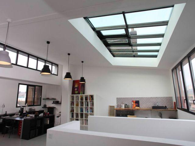 Transformer Une Ancienne Maison Bourgeoise En Loft