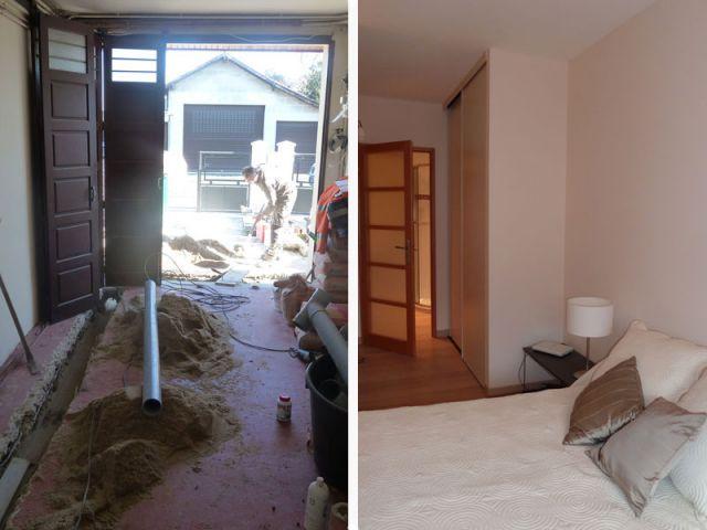 Une Chambre Tout Quipe En Lieu Et Place Dun Garage