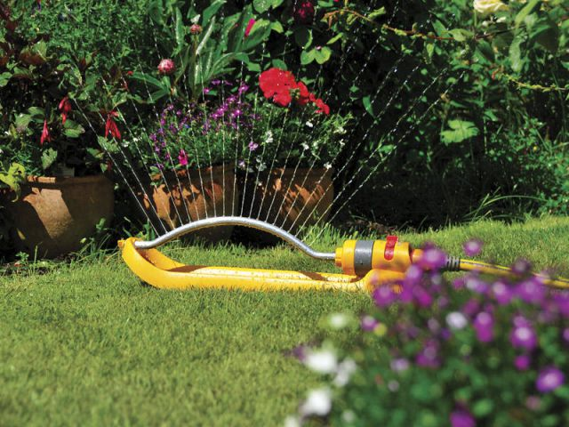 d arrosage automatique pour mon jardin