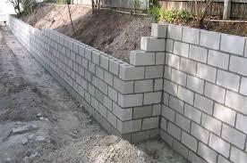 comment construire un mur de cloture en