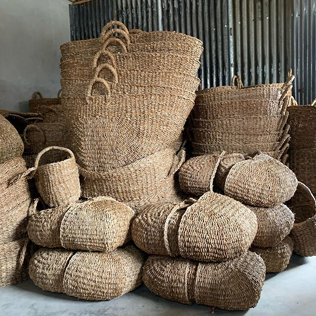 Bangladesh has eased the strict lockdown  rules ahead of Eid-ul-Fitr, so we are gearing up for a large shipment of jute and sea-grass