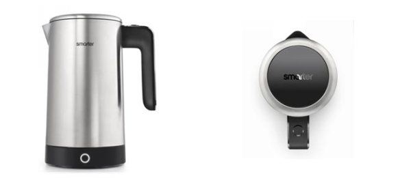 Design de la bouilloire connectée Wi-Fi Smarter iKettle 2.0