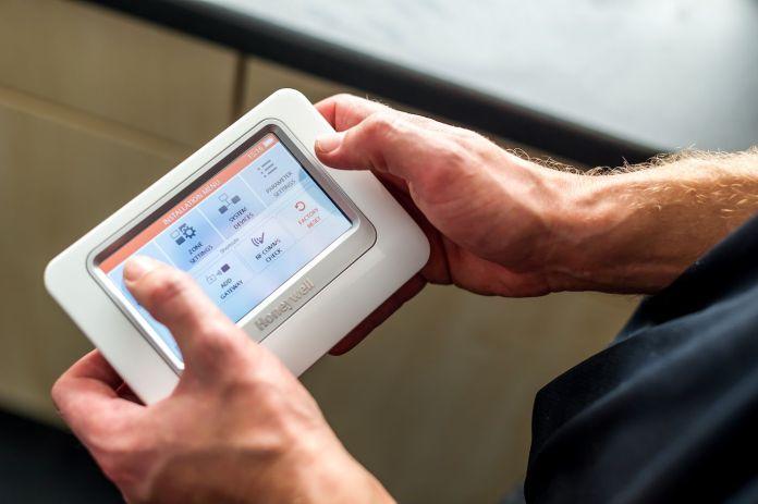 Pack de régulation connecté Honeywell Thermostat Evohome contrôle système