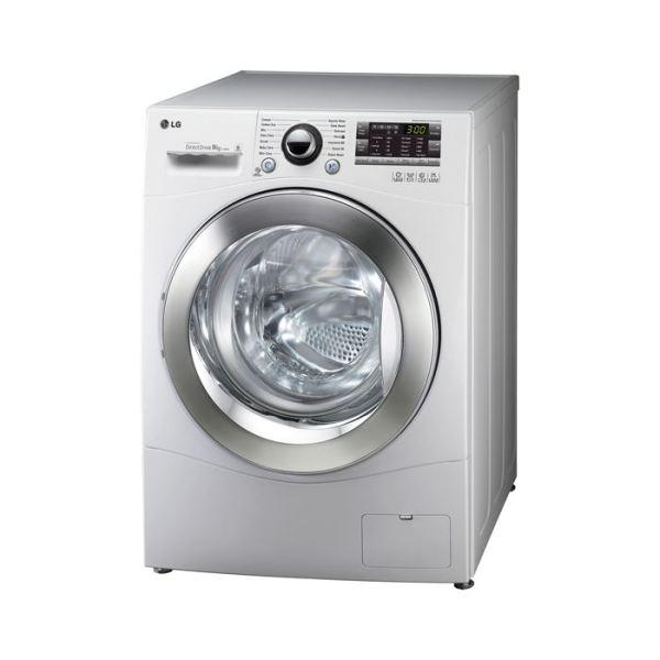 Le lave linge connecté LG TurboWash F94902WH