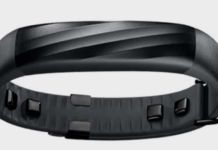 Bracelet connecté Jawbone UP 3