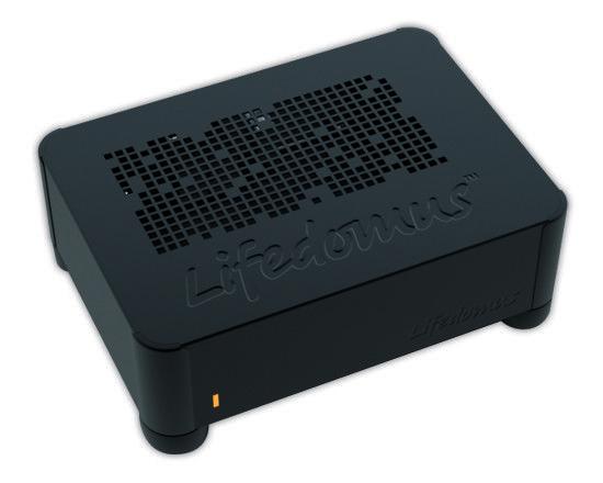 La box domotique connectée Lifedomus Sense