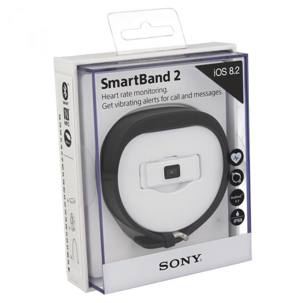 Pack Sony SmartBand 2 SWR12