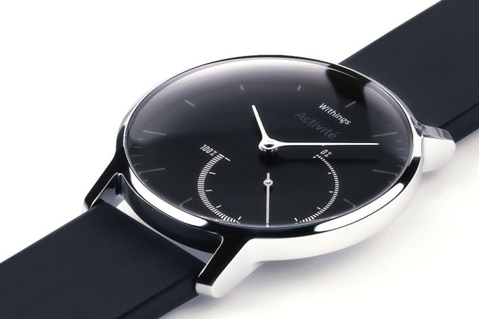 montre connectee withings activité pop
