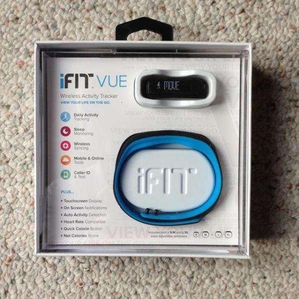 Pack bracelet connecté iFit Vue