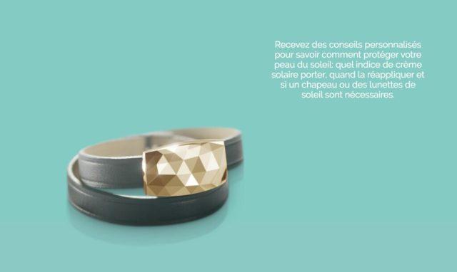 JUNE by Netatmo bracelet connecte