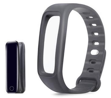 Le bracelet en silicone du Teclast H30 est interchangeable