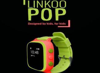 Montre connectee pour enfants Linkoo Pop