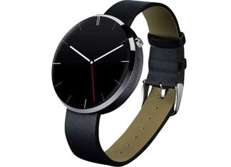 smartwatch ZTE W01