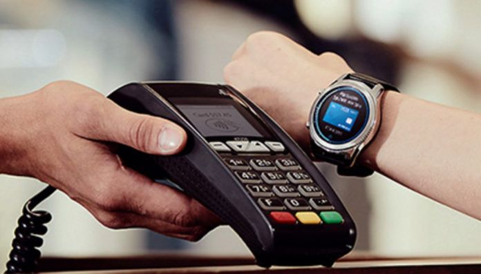 samsung Gear S3-samsung pay
