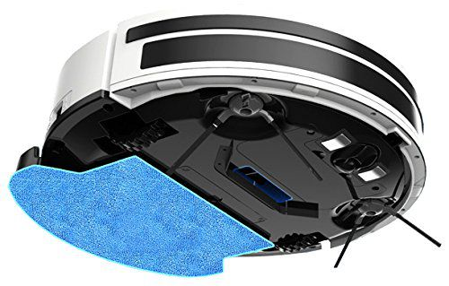 Robot aspirateur et laveur AMIBOT Pure H2O