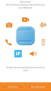 Interface application NIU