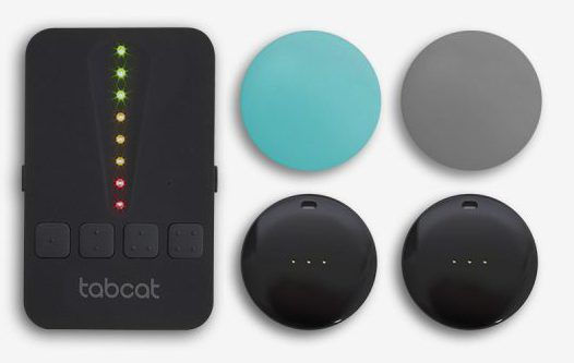 Télécommande Tabcat, émetteurs et housses de protection anti-éclaboussure