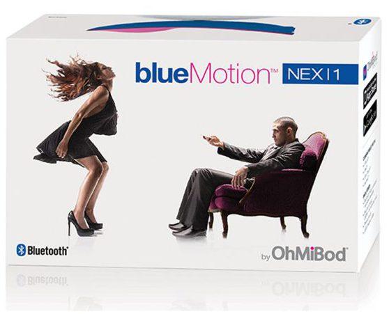 Le pack Ohmibod BLUEMOTION NEX1
