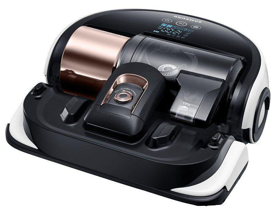 le robot aspirateur samsung powerbot VR20H9050UW/EN ou VR9000