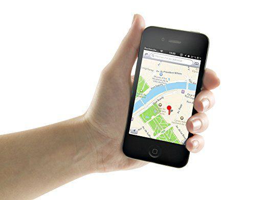 Localisation depuis le smartphone