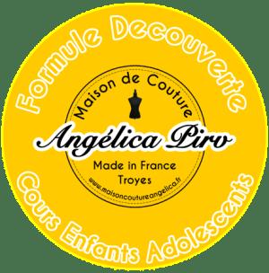 Cours de couture Formule Découverte Enfants & Adolescents Maison Couture Angélica