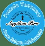 Cours de couture Formule Vacances Enfant & Adolescent Maison Couture Angélica