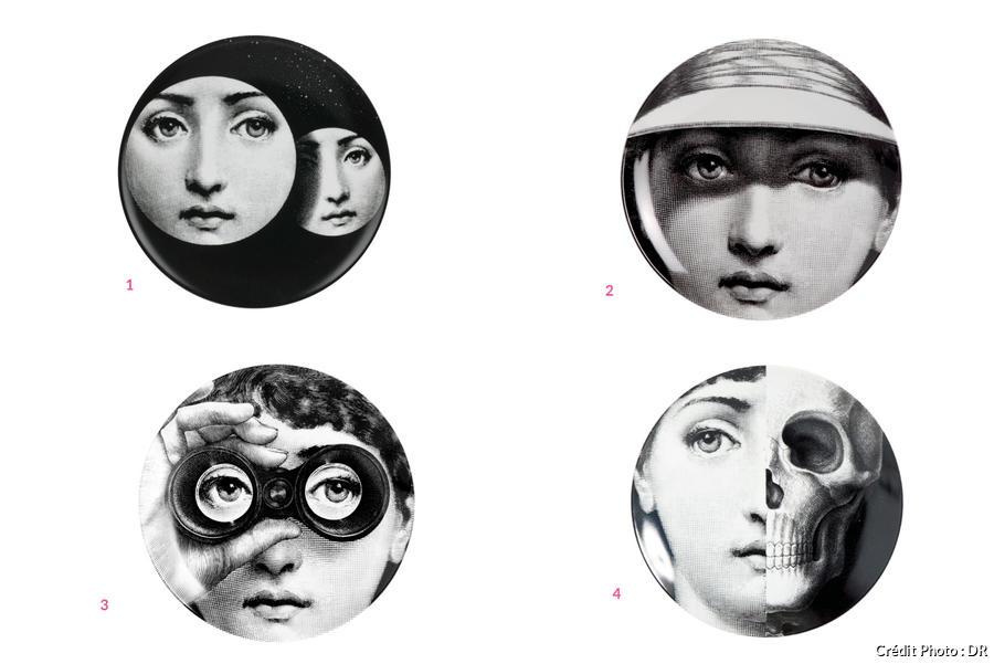 Exposition Piero Fornassetti Les Arts Dcoratifs Actus