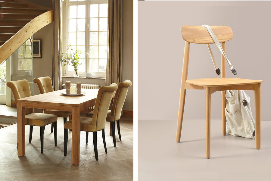 Cheap Table Et Chaise Tikamoon With Meuble Stockholm