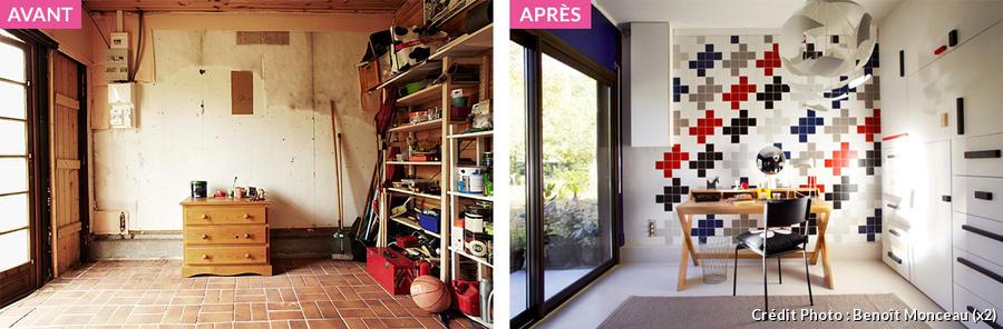 Transformer Un Garage En Bureau Maison Crative