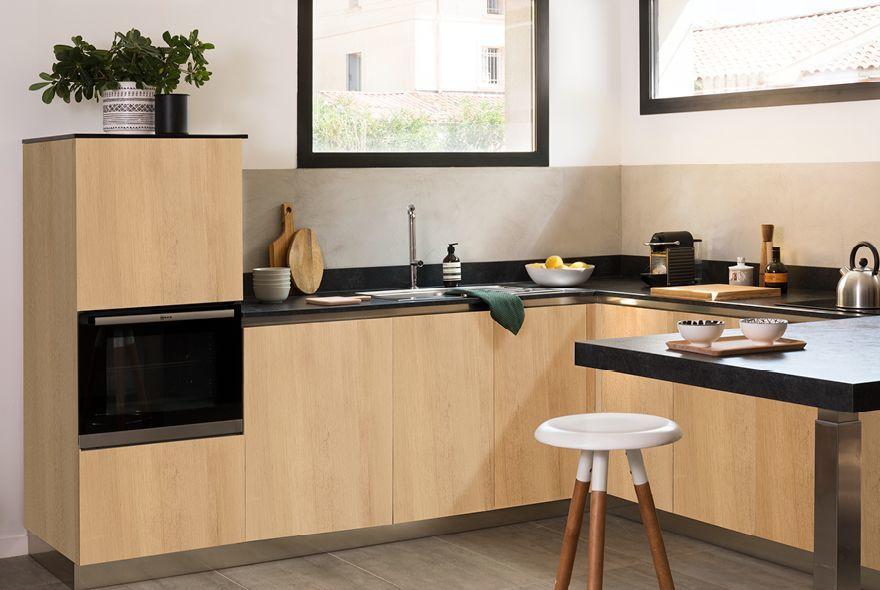 relook meubles effet bois peintures
