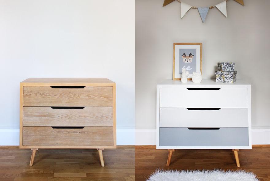 relook meubles satin peintures multi