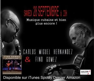 Concert-Fino-y-Carlos Miguel