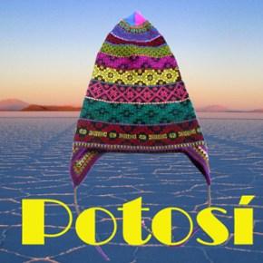 Potosí, Exposition de Tissages à la Maison de MAI du 1 au 14 juin de 14h à 20h