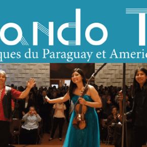 """Ysando """"Musiques Paraguayennes et du Monde"""" le 19 novembre à 20h"""
