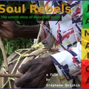 """Projection du film """"Soul Rebels"""" - mercredi 6 décembre 2017 à 21h"""